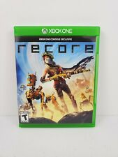 ReCore (Microsoft Xbox One, 2016) No Manual Tested and Works