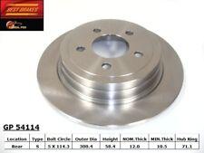 Disc Brake Rotor fits 2003-2005 Ford Explorer Sport Trac  BEST BRAKES USA