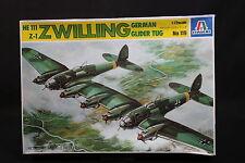 XX097 ITALERI 1/72 maquette avion double 119 Heinkel HE 111 Z1 Zwilling German
