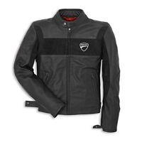 Giubbino in pelle DUCATI Company 14 REV'IT - Leather Jacket Ducati Company offer