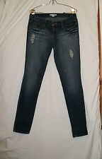 Super! Women's Blue 2.1 Denim Skinny Stretch Denim Jeans, Sz 27