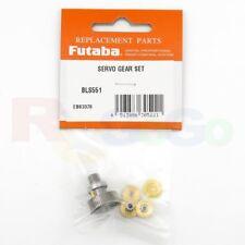 FUTABA BLS551 BLS571SV SERVO GEAR SET AS4171 EBS3378