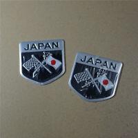 OEM JDM MAZDA MIATA ROADSTER CHROME EMBLEM DECAL BADGE ND MX-5  FROM JAPAN