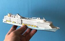 MODEL cruise ship QUANTUM OF THE SEAS ocean liner 1/1250 scale by SCHERBAK