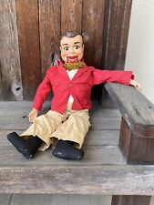 Jerry Mahoney Ventriloquist Puppet/Doll by Paul Winchell (1960s-1970s)