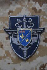 Z904 écusson insigne patch militaire BdD Base de Défense d'Istres