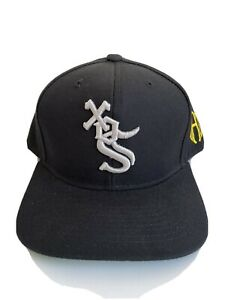 Chicago White SOX Kill The Hype KTH Black Cap Hat Brand New Snapback Upside Down