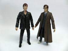 """Doctor Who 2x 10TH Doctor 5"""" New Series Action Figures"""