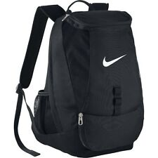 NIKE Club Team Swoosh Backpack Rucksack Bag School Gym Football Trip Resistant