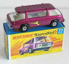 MATCHBOX  / LESNEY 1 -75 SUPERFAST (22b) FREEMAN INTERCITY (BOXED)