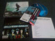 HOLLYWOOD UNDEAD/ JAPAN LTD CD OBI