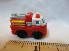 Hasbro Tonka Mini Firetruck Fire Truck Ladder Friends Small Cake Topper 1 Inch