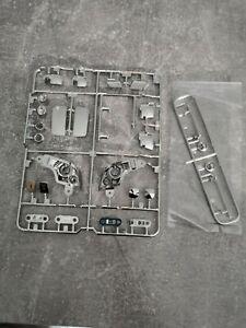Tamiya 1:14 N-Teile und W-Teile für den Mercedes 3363