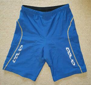 Orca Triathlon Padded Sports Shorts | Blue | Size Medium