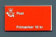 DENMARK - DANIMARCA - Libretto per distributori automatici - 1985 - 10 kr. - C7