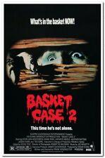 BASKET CASE 2 - 1990 - Orig 1-Sheet Movie Poster - Kevin VanHentenryck - HORROR