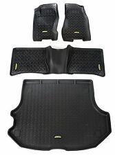 Floor MAT  Liners KIT Black Jeep Grand Cherokee WJ 1999-2004 391298832 Outland
