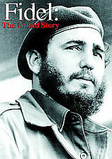 Fidel - The Untold Story DVD (2007) VGC