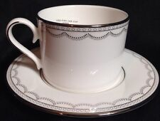 Lenox Iced Pirouette Cup & Saucer NEW