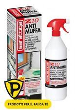 Z10 antimuffa Saratoga 500ml Detergente Elimina muffe Alghe muschi licheni