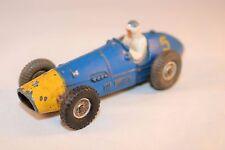 Dinky Toys 234 Ferrari racing car with spun hubs very nice original model
