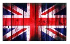 Britannia Retrò Bandiera Union Jack Tea Asciugamano Souvenir Regalo UK INGHILTERRA GB Elgate NUOVO