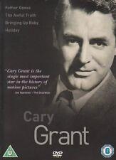 CARY GRANT - SCREEN LEGEND BOX SET 4 DVD- BON ETAT DVD REGION/ZONE 2 VIEWED ONCE