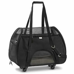 WPS Wheeled Pet Carrier Airline Approved Old Version