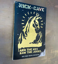 Nick Cave - Banksy cover gold - Ass Saw The Angel