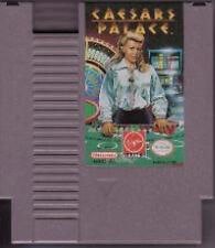 CAESAR'S PALACE ORIGINAL NINTENDO GAME SYSTEM NES HQ