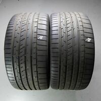 2x Continental ContiSportContact 6 MO 315/40 R21 111Y DOT 0118 7 mm Sommerreifen