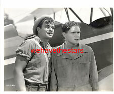 Vintage Noah Beery Jr. Maurice Murphy HANDSOME 30s TAILSPIN TOMMY CU Portrait