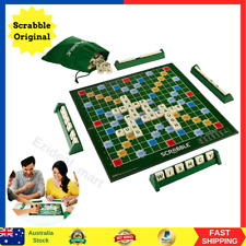 Scrabble Original Game | Board Game | BRAND NEW | FREE SHIPPING AU