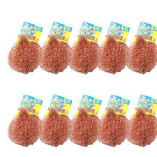 Wholesale Lot of 10 Chore Boy Copper Scrubbers, Perfect for Pots and Pans!