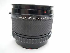 VIVITAR MC 2X TELE CONVERTER FOR HASSELBLAD 6X6 LENS