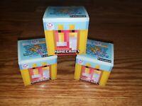 Minecraft Series 18 Mini Figure Blind Box - Bundle of 3 Packs