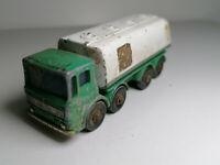 Vintage Matchbox Lesney Moko No.32 C - Leyland Tanker (3)