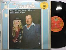 Country Lp The Kendalls 1978 Grammy Award Winners – Best Country Duo On Gusto