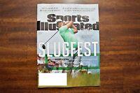 Sports Illustrated Men's Golf Slugfest Brooks Koepka US Open Champ June 26, 2017
