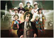 Doctor Who 'el cartel de A3 de 8 médicos