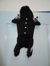 Survêtement pour petit chien ADIDOG Noir