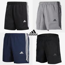 Mens Shorts ADIDAS Football Sports Gym Running Size S M L XL 2XL Medium Large