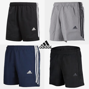 Mens Shorts ADIDAS Football Sports Gym Running Size S M L XL 2XL Medium Large