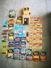 Diecast Toy Cars vintage general matchbox and other makes lot x35 plus and large
