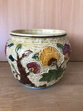 Vintage H.J. Wood Indian Tree 702 Jardiniere/Vase