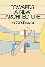 Towards a New Architecture, Le Corbusier, Good Condition, Book