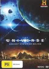 THE UNIVERSE  - NEW & SEALED REGION 4 DVD - FREE LOCAL POST