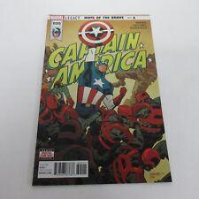 Marvel Legacy Captain America #695 NM