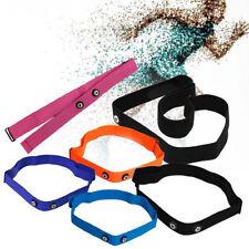 Elastic Chest Belt Strap for Garmin Wahoo Polar Sport Heart Rate Monitor Watch