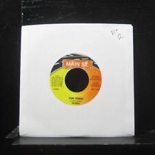 "Degree - Fun Thing / All Purpose 7"" MSDB0071 VG+ Vinyl 45 Main st Jamiaca  1999"